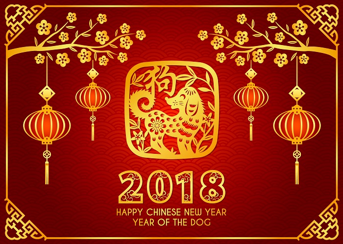 Wish you a Very Happy Chinese New Year!